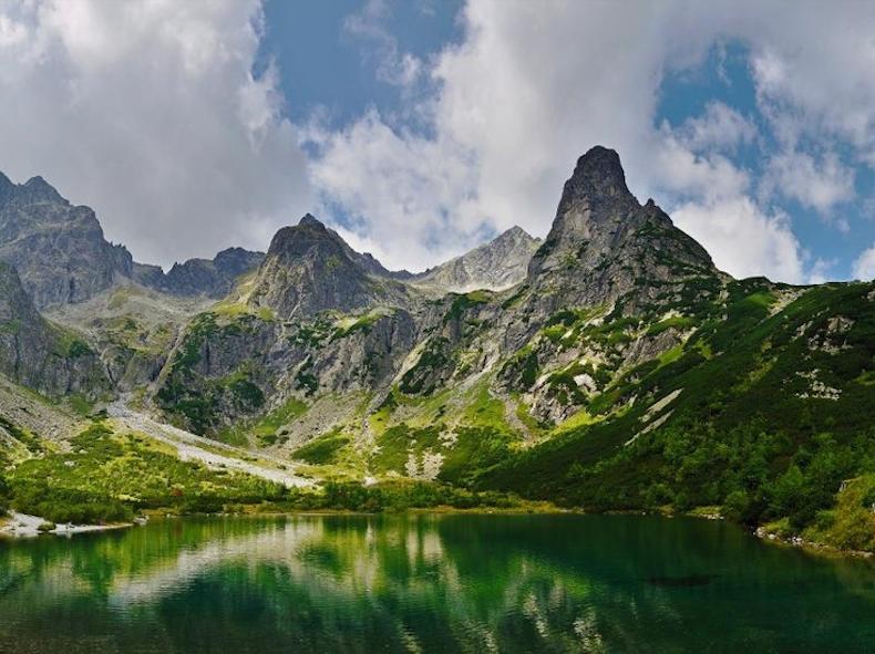 Высокие Татры, Словения
