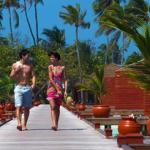 Отель на Мальдивах Meeru Island Resort
