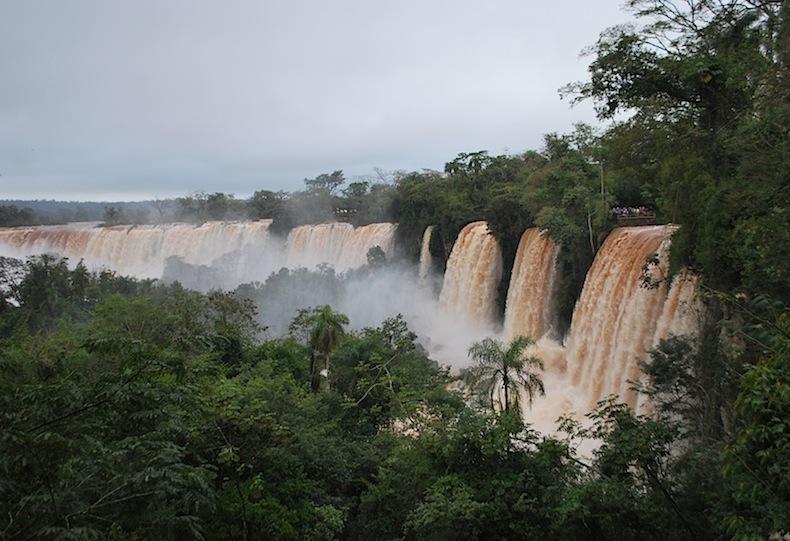 водопады Игуацу, Аргентина