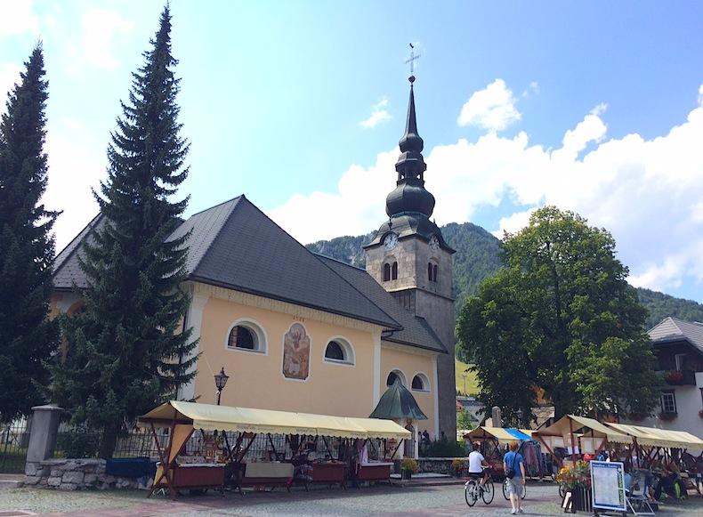 Краньская гора, Словения