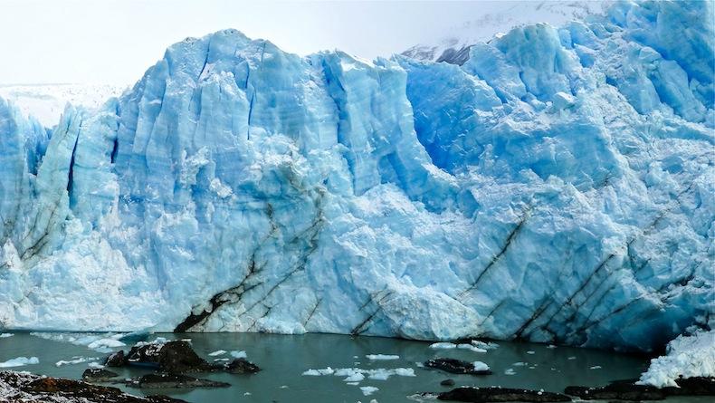 Эль Калафате: ледник Перито Морено в Патагонии