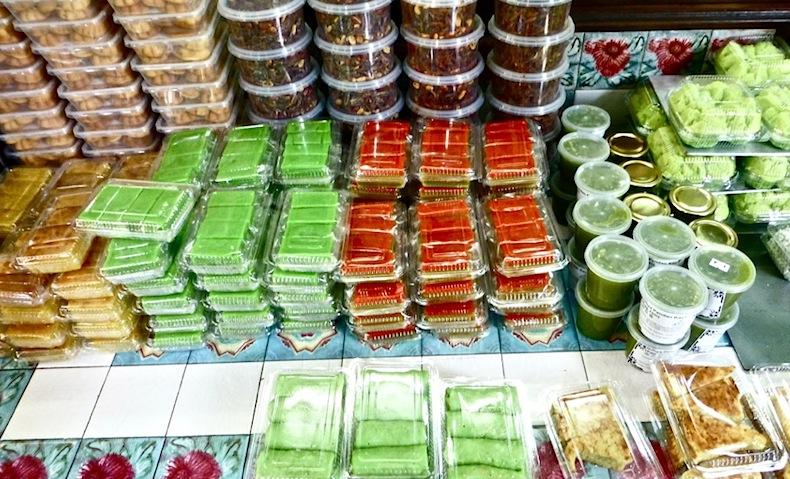 прилавок с уличной едой, Сингапур
