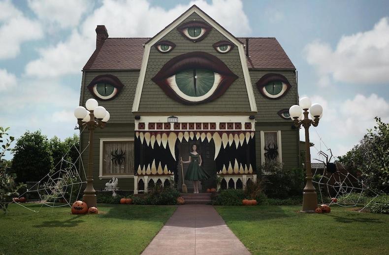 дом родителей Кристен МакКоннелл (Christine McConnell)