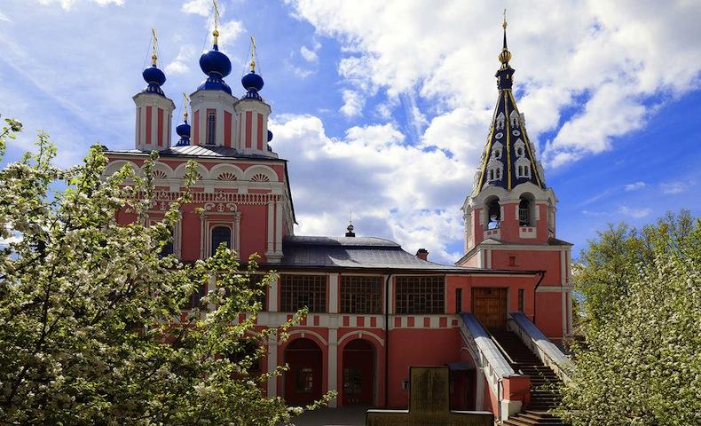 церковь в Калуге