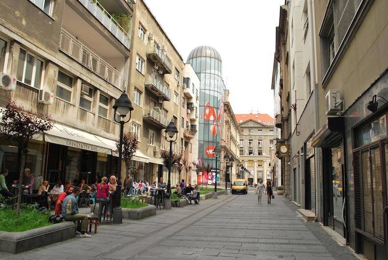 улица Белграда