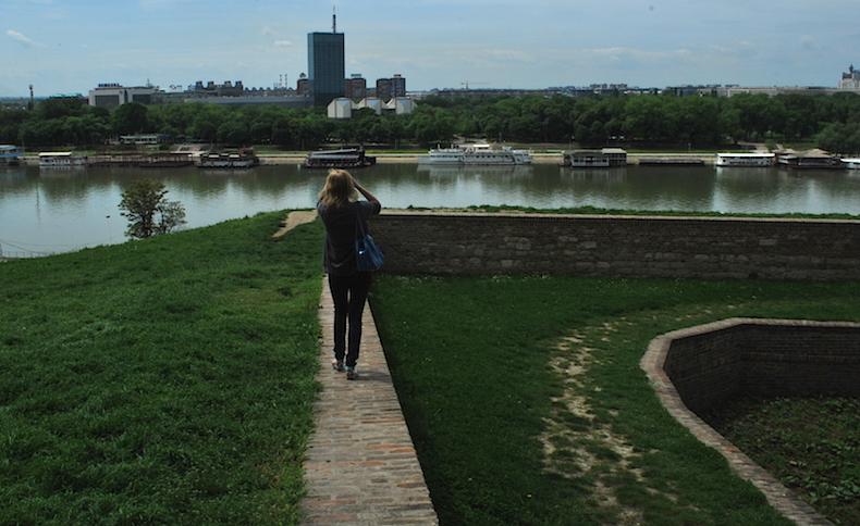 Белград, Белградская крепость, достопримечательности, крепостные стены