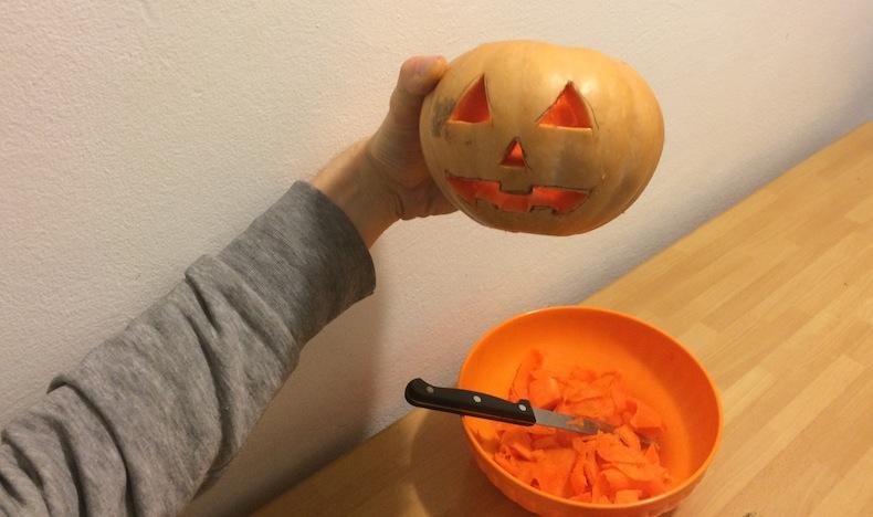 тыква, Хэллоуин, как сделать своими руками