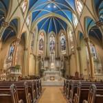 Самые красивые церкви Нью-Йорка на уникальных фотографиях