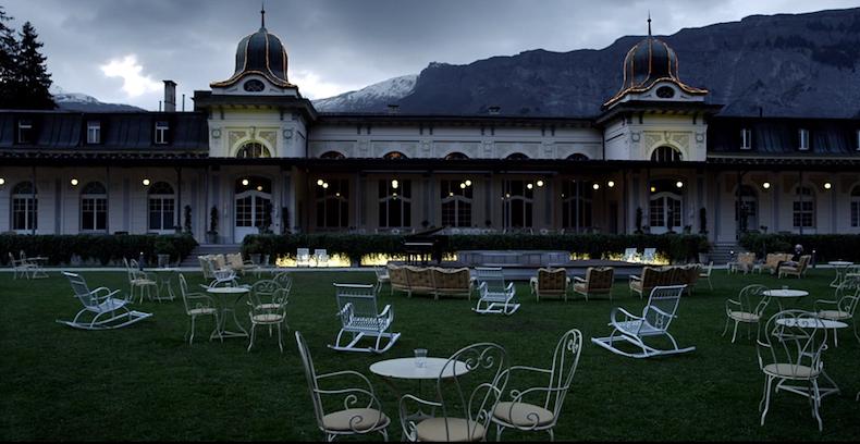 Schatzalp Hotel, Швейцария