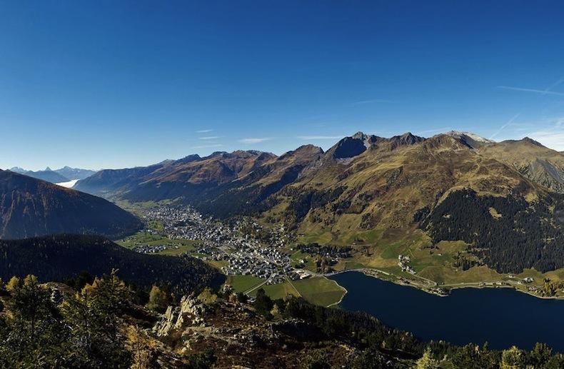 Давос, Швейцария