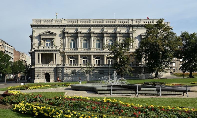 дворец Стари Двор, достопримечательности Белграда