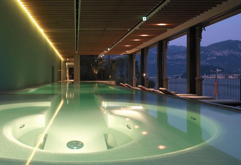 Grand Hotel Tremezzo, бассейн