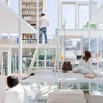 3 удивительных японских дома: прозрачный, капсульный и дом-сад