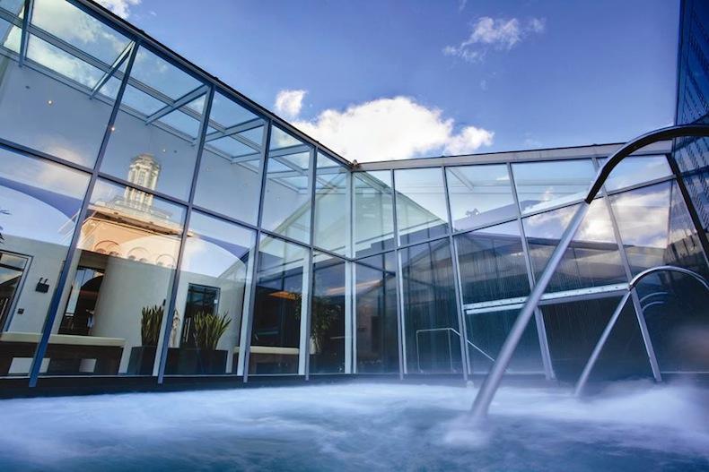 шестиэтажный комплекс ESPA Riga