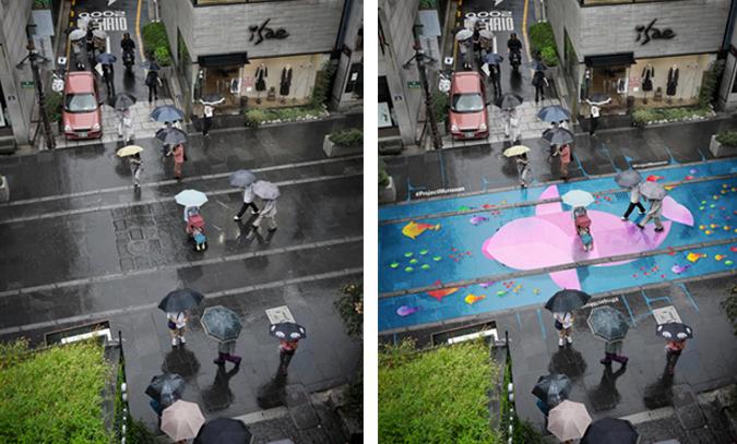 Сеул, Стрит-арт