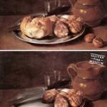 Виртуальный музей Gluten Free: что получится, если убрать с картин продукты с глютеном?