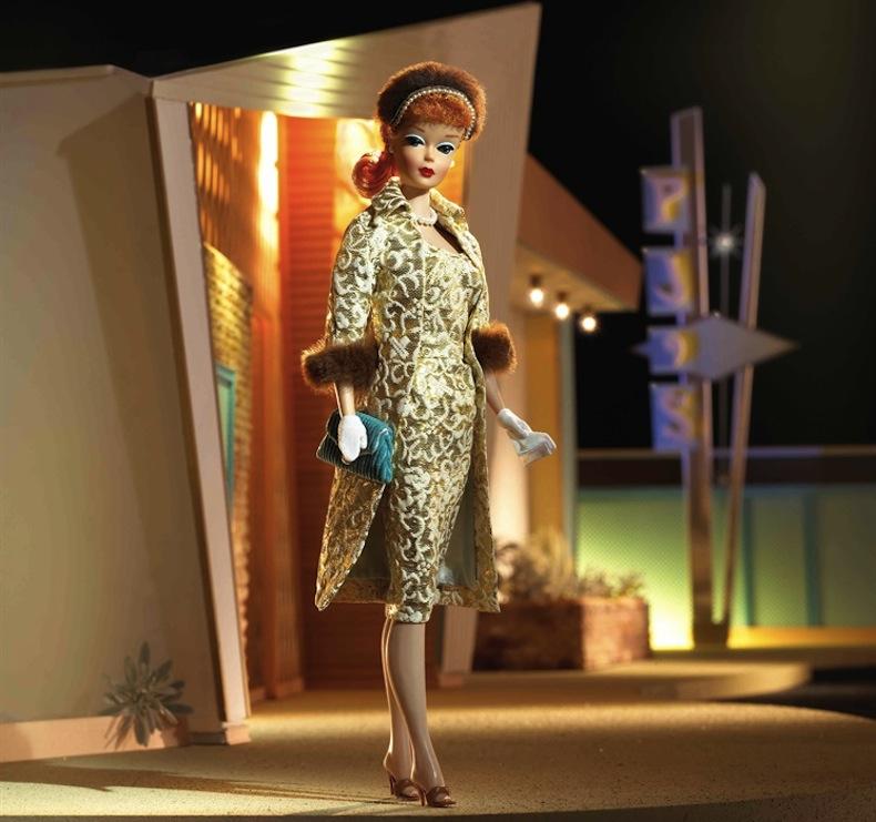 Барби Barbie 1959