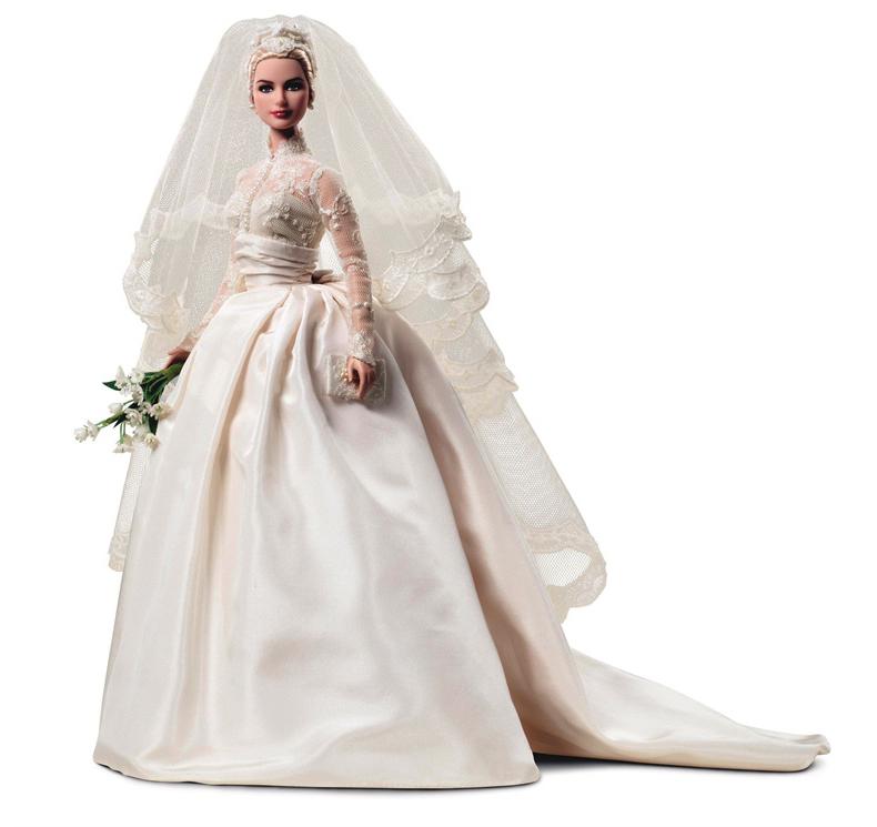 Грейс Келли (Барби) Barbie