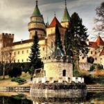 Сложности получения визы в Словакию