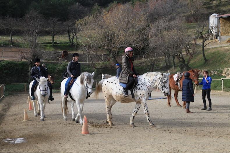 конная прогулка в горах фото Бориса Палтусова