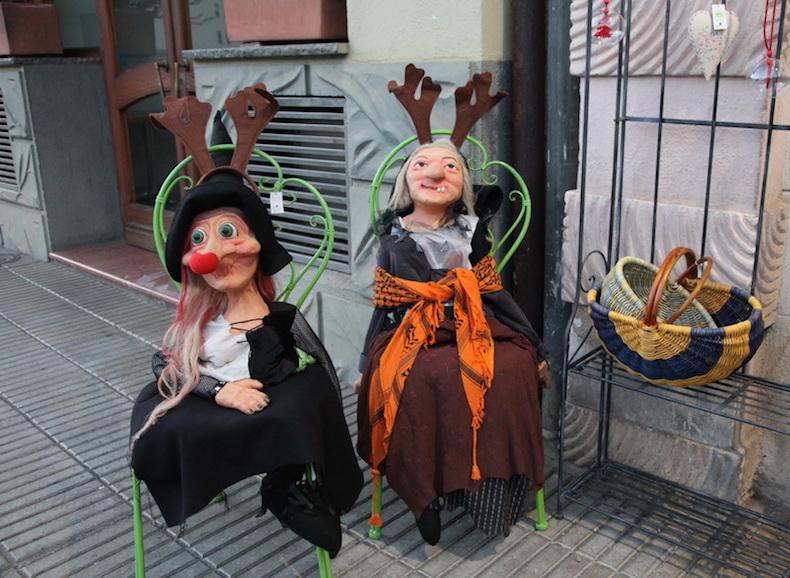 ведьмы - символ Сорту фото Бориса Палтусова