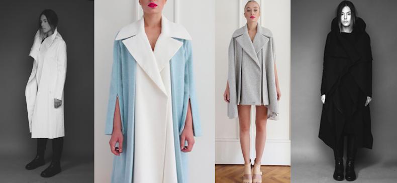 пальто хорватских дизайнеров