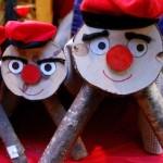 Конкуренты Санта-Клауса: одиозные персонажи европейского Рождества