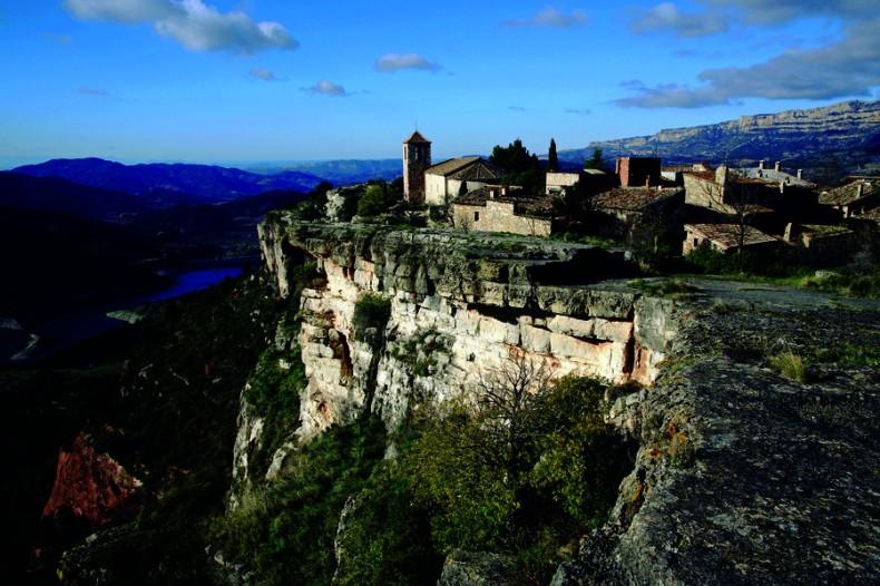 Сиурана, Каталония