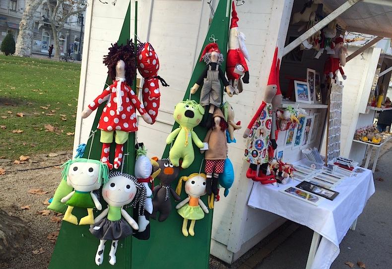 куклы Дуни Ниемчич