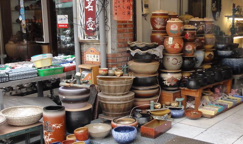 тайваньская керамика