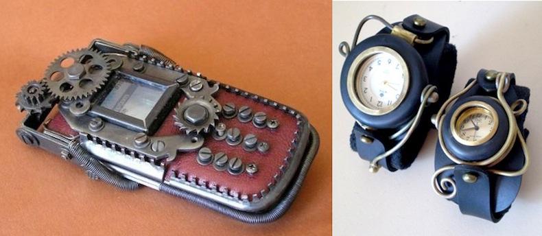 телефон и часы от Ивана Мавровича