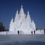Ледяной фестиваль в Харбине: китайское царство Снежной Королевы