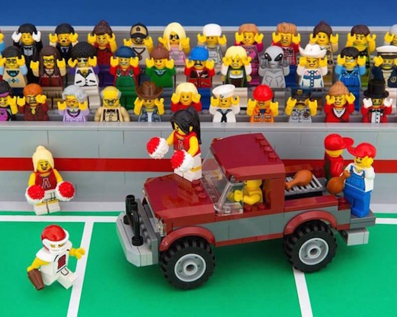 Алабама LEGO
