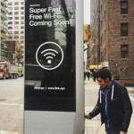 На что в Нью-Йорке заменяют  телефонные будки?