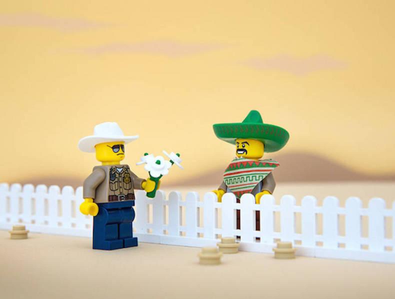 Аризона lego