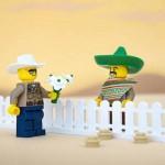 Штаты США в виде фигурок LEGO: идея для родителей, как помочь ребенку расширить кругозор