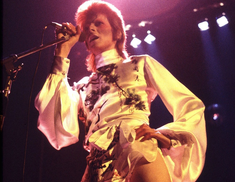 Кимоно для Ziggy Stardust and the Spiders From Mars Tour