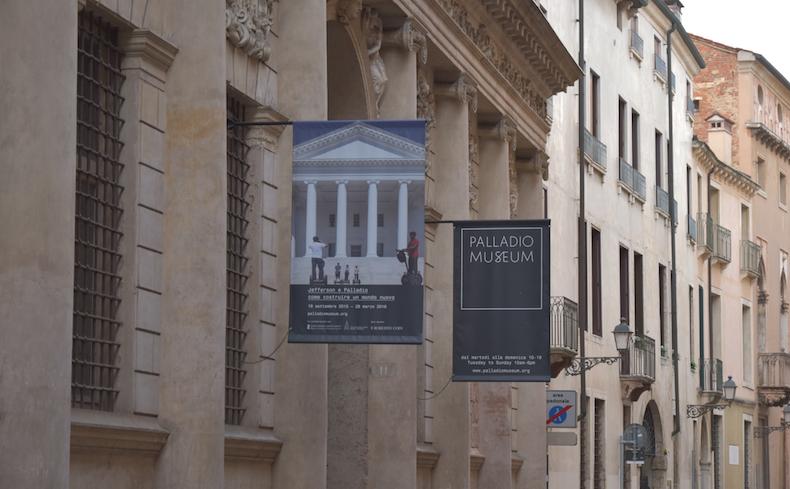 музей Палладио в Виченце