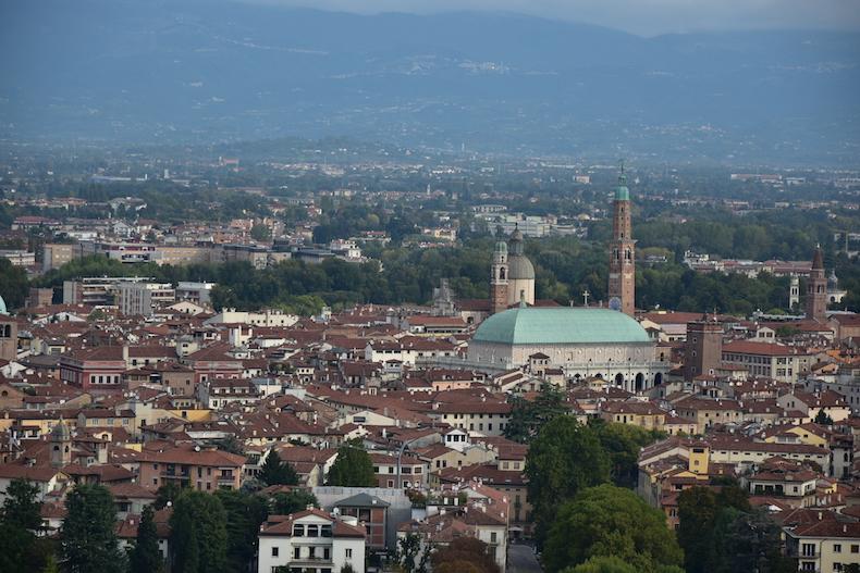 Монте Берико, Виченца, Италия, Венето