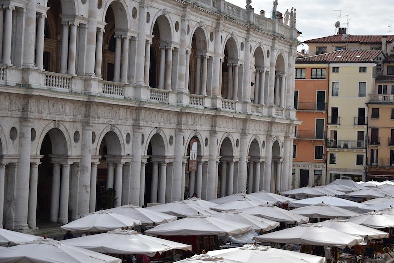 базилика палладиана, Виченца, Италия, Венето