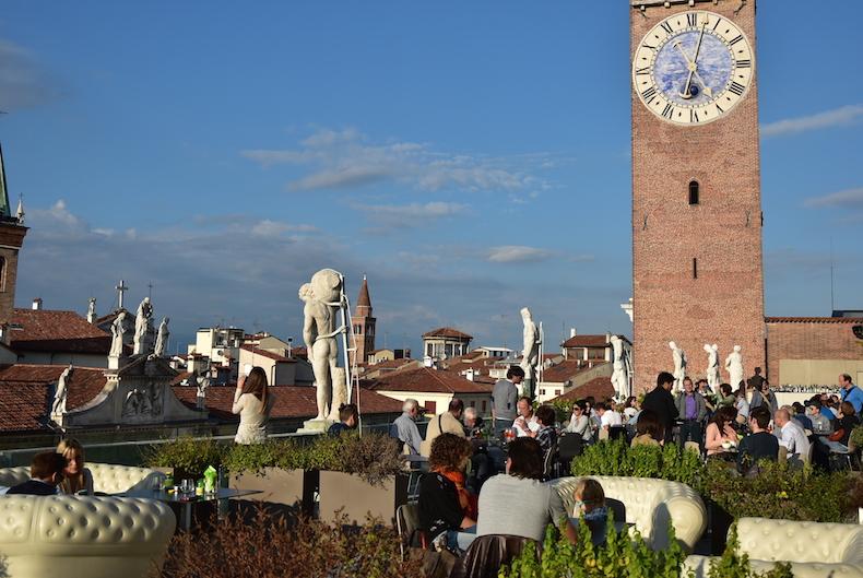 Виченца, Италия, Венето, базилика Палладиана