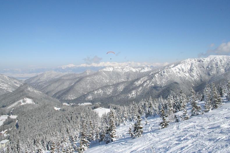 горы Словакия