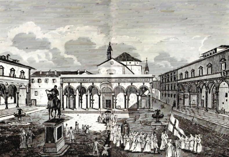 : церковь Сантиссима-Аннунциата (Флоренция)