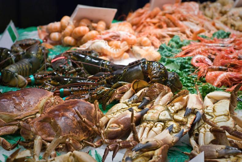 морепродукты Каталонии