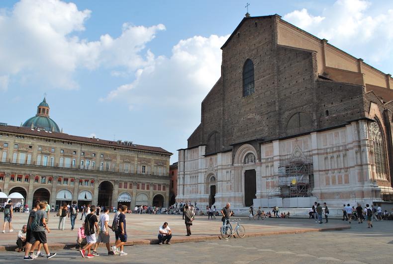 Собор Сан-Петронио в Болонье