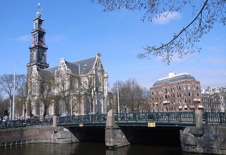 Вестер-керк, Амстердам
