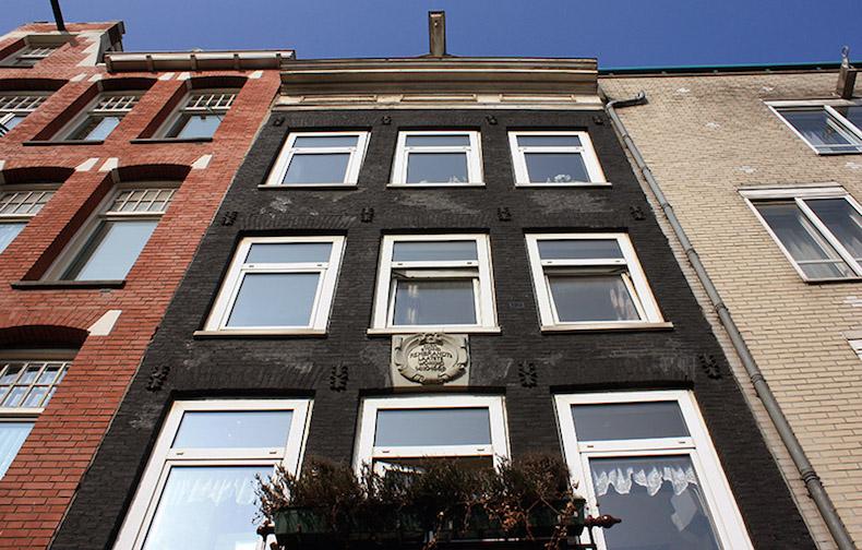 последний дом Рембрандта