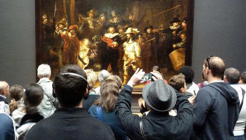 Государственный музей Рейксмюсеум Ночной дозор