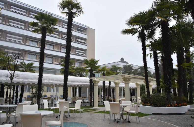 отель Hotel Metropole в Абано Терме