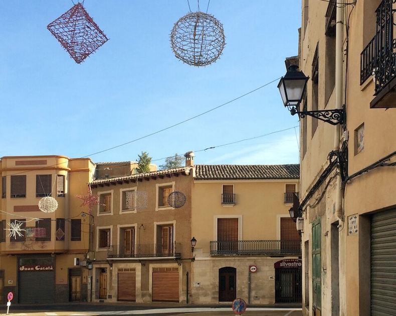 Муро-де-Алькой, Испания